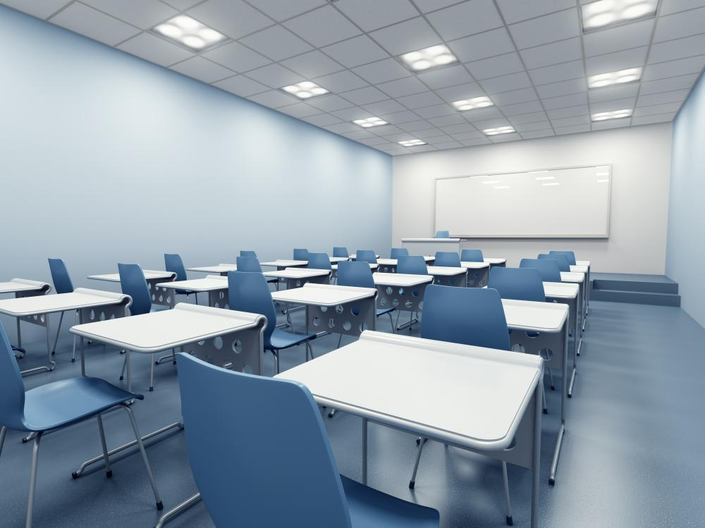 Como a iluminação de LED pode ajudar o ambiente escolar?